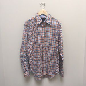 Men's Ralph Lauren shirt.